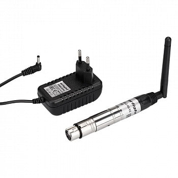 Усилитель CT-DMX-2.4G-V2 (5V, RF, XLR Female)