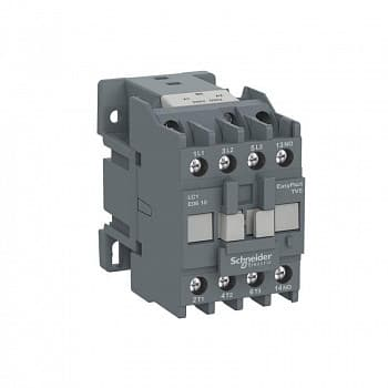 Контактор E 1НЗ 25А 400В AC3 220В 50Гц Schneider Electric LC1E2501M5